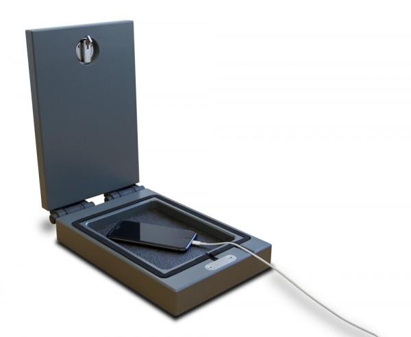 PRIOSMART Sichere Ladebox für Smartphone