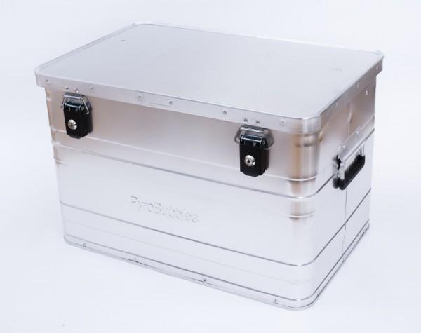 Lio Guard Storage Box 1 Standard Lagerbehälter aus Aluminium für Lithium-Ionen-Batterien