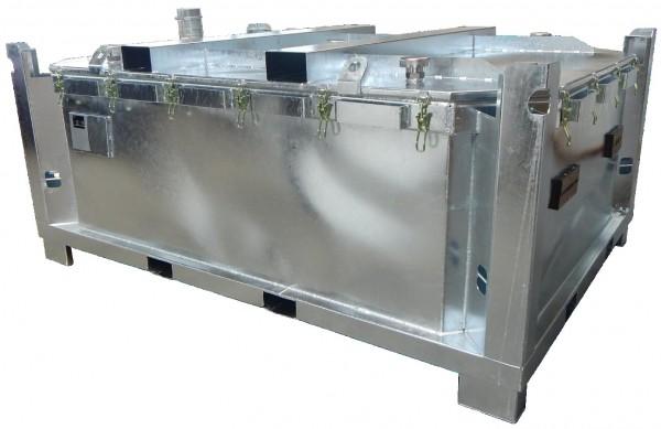 Lio Guard Test Bench 4900 Prüfstandsbehälter für Lithium-Ionen-Batterien