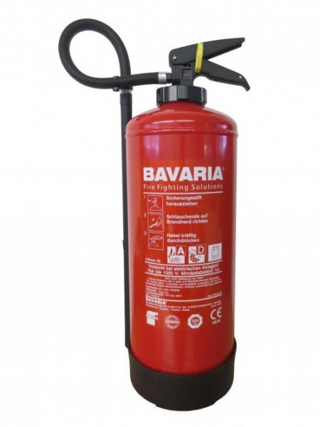 BAVARIA Feuerlöscher Lithium X9 für Lithium-Ionen-Akkus