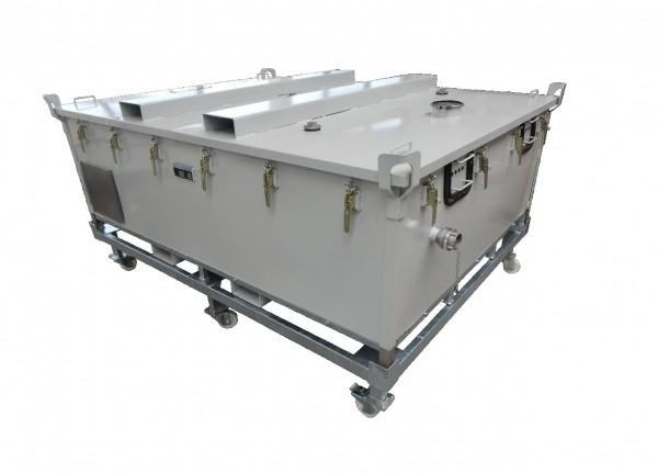 Lio Guard Test Bench 4200 Prüfstandsbehälter für Lithium-Ionen-Batterien