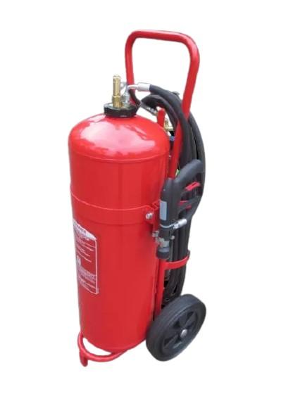 BAVARIA Gel-Feuerlöscher Maximus Water Glue 50 für Lithium-Ionen-Akkus