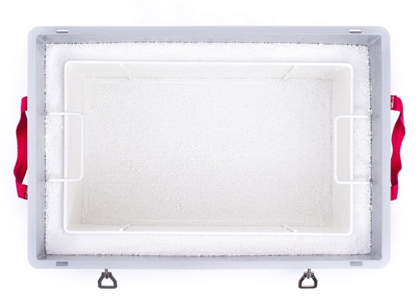 Genius Lio Guard S-Box 1 Premium Kunststoff-Behälter für Li-Ionen-Akkus inkl. Pyrobubbles