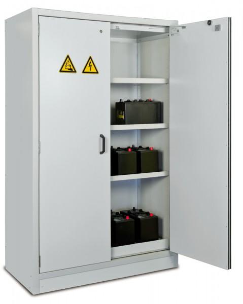 Priorit PRIOCAB-Li Typ 90 2-flügeliger Sicherheitsschrank für Li-Ionen-Akkus / Akkuschrank
