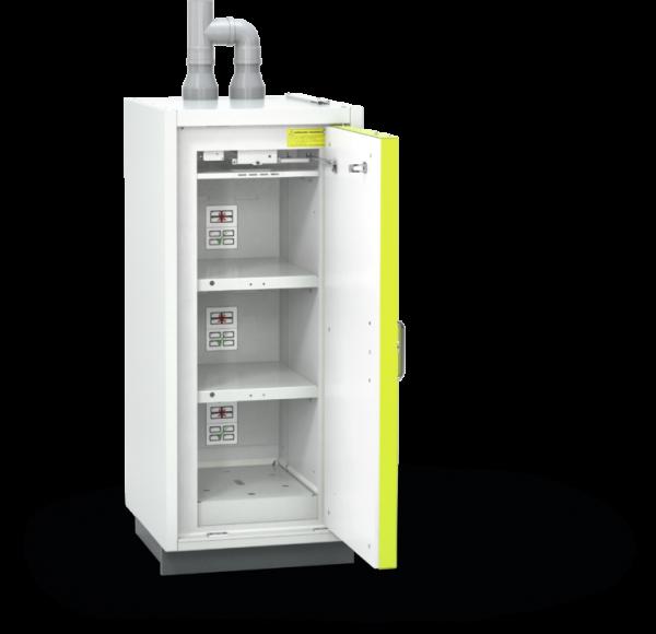 Düperthal BATTERY standard line S, Typ 90 Sicherheitsschrank für Li-Ionen-Akkus
