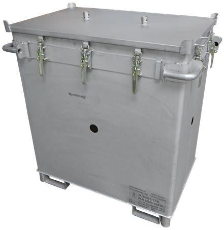 Lio Guard Test Bench 800 Prüfstandsbehälter für Lithium-Ionen-Batterien