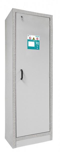 PRIOCAB-Li Typ 90 1-flügeliger Sicherheitsschrank für Li-Ionen-Akkus / Akkuschrank